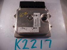 2013 13 DODGE DART USED COMPUTER BRAIN ENGINE CONTROL ECU ECM EBX MODULE K2217