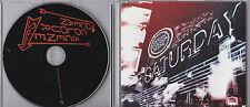 OCEAN COLOUR SCENE SATURDAY / DAWN CRIED THE DAY RARE 2 TRACK PROMO CD