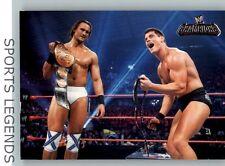 2011 WWE Champions #26 Cody Rhodes Drew Mcintyre