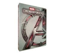 marvel studios cinematic universe 23movie collection BRAND NEW SEALED 12disc!