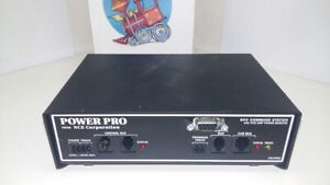 NCE DCC 5 amp system POWER PRO COMMAND STATION - FAULTY