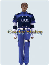 Resident Evil 2 Leon S. Kennedy Cosplay Costume_commission206