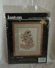 NEW Janlynn Counted Cross Stitch Kit - #80-291 Snow Angel