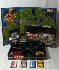 PARKER BROTHERS RISK THE GAME OF GALACTIC DOMINATION STAR WARS CLONE WARS