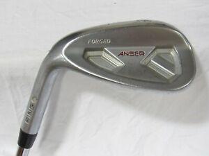 Used LH Ping Anser Silver Dot Single 60* Wedge - Extra Stiff Flex Steel