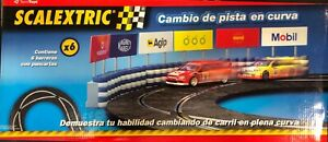 Scalextric 8844 N Gauge Building Kit Shift Of Track IN Curve