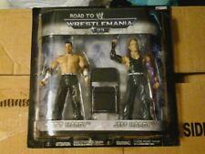 WWE WWF THE HARDY BOYZ MATT JEFF 2007 FIGURE SET ROAD TO WRESTLEMANIA 23 RARE!!