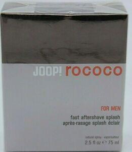 Joop Rococo JOOP! 75ml After Shave Splash OVP