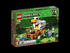 LEGO® Minecraft™ 21140 Hühnerstall Neu & OVP