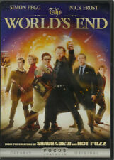 Simon Pegg/Nick Frost  The World's End   * New / SEALED *  Region 2  SF/Comedy