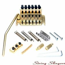 Floyd Rose FRTS3000R3 Korean Special Tremolo Assembly with R3 Nut, Gold