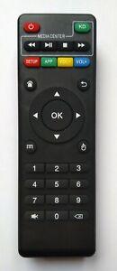 Fernbedienung ANDROID TV-Box für div. X96 undH96 Modelle mit KODI Steuerung (!)
