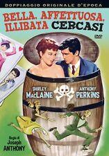 Dvd Bella, Affettuosa, Illibata, Cercasi - (1958) ** A&R Productions ** ...NUOVO