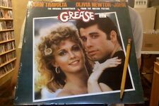 Grease OST 2xLP sealed vinyl soundtrack RE reissue