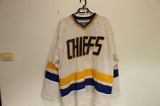 Charlestown Chiefs Hockey Jersey *Official* Made in Canada
