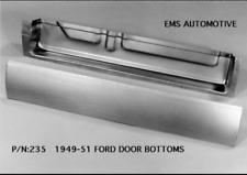 1949 1950 1951 Ford Car bottom door patch kit- 2 door right