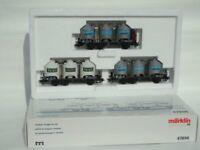 Märklin 47896 H0 Güterwagen Set Henkel Persil, MHI SoSe 1999 neuwertig in OVP