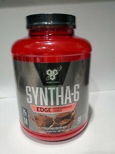 BSN Syntha-6 Edge Chocolate Milkshake 4.02 lbs- 48 servings- Exp:10/22