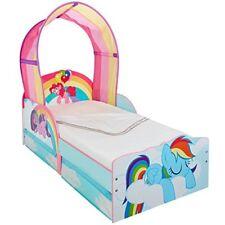 My Little Pony Niño gateador cama infantil con inferior almacenaje arcoiris