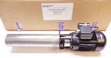 NEW BRINKMANN TC 40S340-BZX+487 PUMP SUBMERSIBLE 1.27HP 5.6AMP 3250RPM 230VAC
