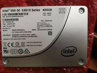 INTEL SSD DC S3610 Series 400 GB
