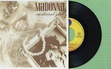 MADONNA / Material Girl / SIRE 929083-7 Pressing Spain 1985 Single EX