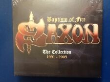 SAXON.         BAPTISM.  OF. FIRE.       THE SAXON. COLLECTION.  1991 -  2009.