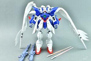 Mobile Suit Gundam Wing Gundam Zero Custom MODEL KIT Endless Waltz Bandai