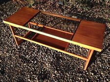 Rectangle Vintage/Retro Coffee Tables