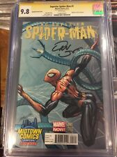 Superior Spiderman 1 Midtown Comics Variant CGC 9.8. SS Slott