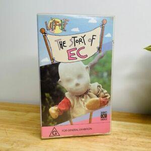 Lift Off: The Story of EC - 90s ABC Kids Children's TV Series PAL VHS