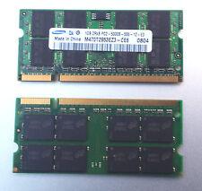 LAPTOP RAM 2GB (2 x 1GB) DDR2 RAM 2Rx16 PC2-5300S-555-12 LAPTOP DDR2 RAM