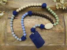 Catholic Teething Chew Rosary for Baby, Baptism Gift, Baby's and Children Gift
