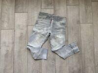 Dsquared2 Denim Kenny Twist Womens Jeans