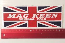 Aufkleber/Sticker: Mac Keen - Original Folk (020616174)