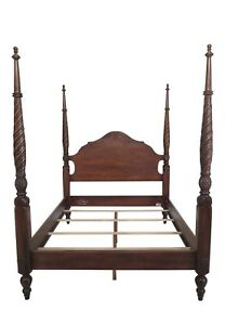 Ethan Allen Old World Treasures British Classic Queen Size Bed