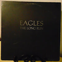 Eagles ‎- The Long Run - 1979 Asylum #5E-508 - Classic Rock Vinyl LP - EX/VG+