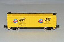 N Scale Model Power MP-3724 URTC 93185 Schlitz Beer 40' Reefer Boxcar