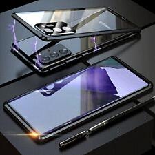 COVER per Samsung Galaxy Note20 / Ultra 5G MAGNETICA 360° DOPPIO VETRO TEMPERATO
