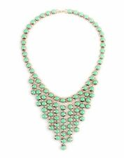 GEORGE J. LOVE necklace designer fashion jewelry turquoise