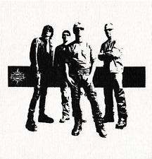 42149 Godsmack Black Group Shot Hard Rock Nu Metal 90s Heavy Square Sew On Patch