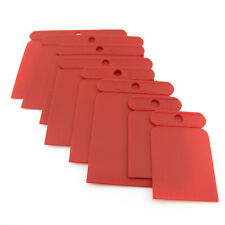 8 Japanspachtel Kunststoff Flächenspachtel Plastik Karosseriespachtel 50-125 mm