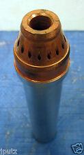 Union Carbide Oxweld 1702 Size 50 Alternate Fuel Internal Cutting Tip NIB!!!