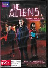 The Aliens : Series 1 (DVD, 2017, 2-Disc Set)New Region 4 Free Post