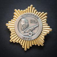 Medaille , Orden , Luxemburg , Omar Bradley , Nommern 1973 , Luxembourg , 60mm
