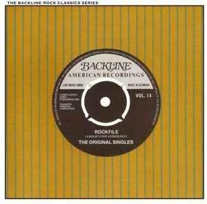 Various - Rockfile Volume 14 CD Comp RM 4704