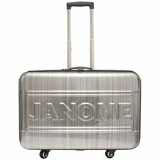JANOME Horizon ABS Rolling Bag Hard Case Trolley