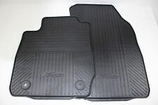 Original Fußmatten vorne + hinten Gummi Ford Fiesta 1945495 + 1526902