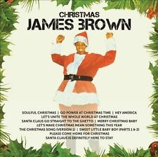 NEW - ICON Christmas by James Brown