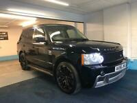 RANGE ROVER TD6 VOGUE OVERFINCH 2006 FSH ABSOLUTE ONE OFF MASTERPIECE